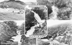 Ganllwyd, Composite c.1955