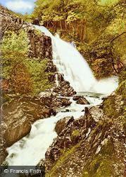 Pistyll Y Cain Falls c.1935 , Ganllwyd