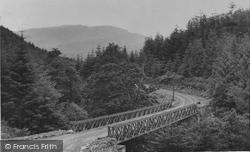 Ganllwyd, Pont Cae'n-Y-Coed c.1955