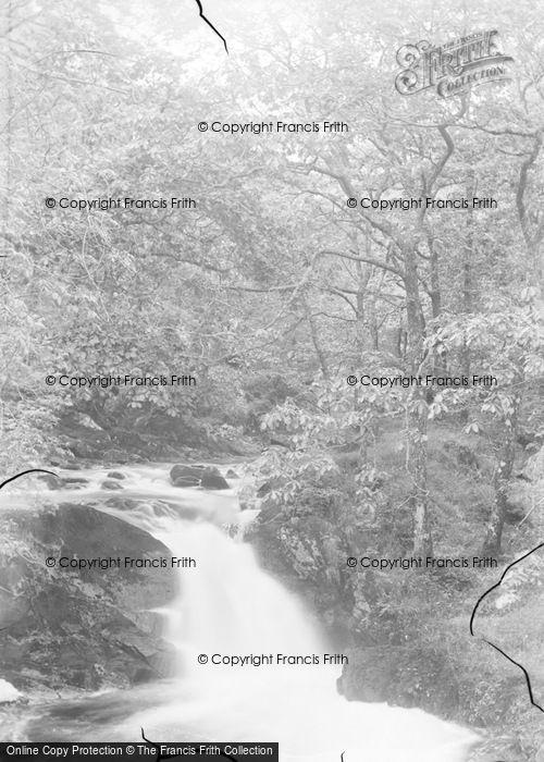 Photo of Ganllwyd, Rhaeadr Ddu Falls