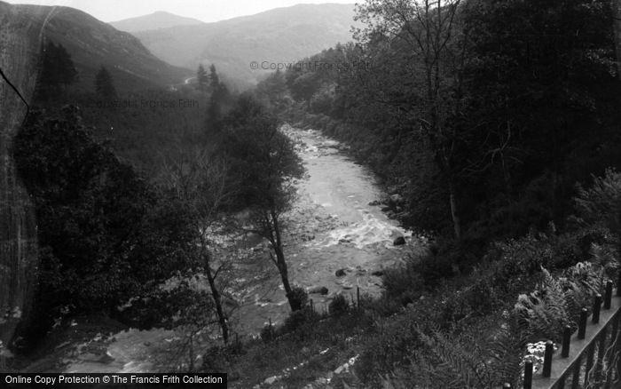 Photo of Ganllwyd, Tyn Y Groes c.1933