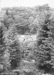 Ganllwyd, Tyn-Y-Groes Hotel c.1955