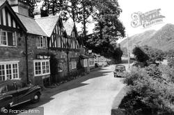 Ganllwyd, Tyn Y Groes Hotel c.1955