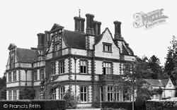 Garboldisham Manor c.1955, Garboldisham