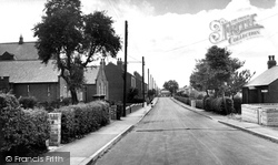 Garforth, Barley Hill Road c.1965