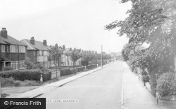 Garforth, Church Lane c.1965