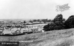 Garforth, General View c.1965