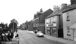 Garforth, High Street c.1965