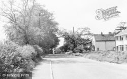 Garforth, Lidgett Lane c.1965