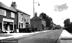 Garforth, Main Street c.1955