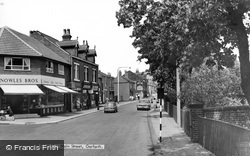 Garforth, Main Street c.1965