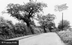 Garforth, Ninelands Lane c.1965