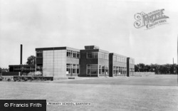Garforth, Ninelands Primary School c.1965