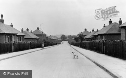 Garforth, Oak Road c.1955