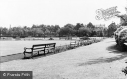 Garforth, Recreation Park c.1965