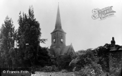 Garforth, St Mary's Church c.1955