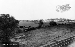 Garforth, View From Selby Road c.1965