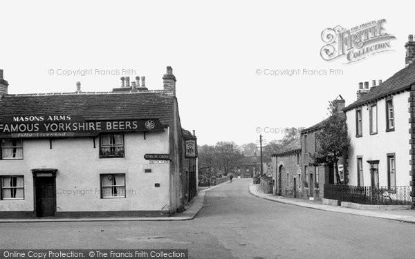 Photo of Gargrave, Church Street c.1955
