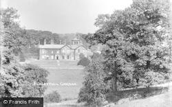 Flasby Hall c.1910, Gargrave