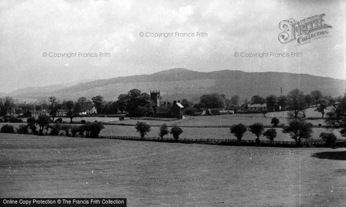 Photo of Gargrave, General View c.1955