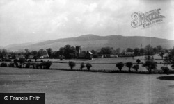Gargrave, General View c.1955