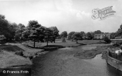 Gargrave, High Green c.1955