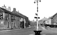 Gargrave, High Street c1955
