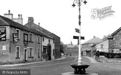 Gargrave, High Street c.1955