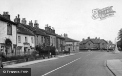 Gargrave, High Street c.1955