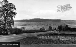 Gargrave, Skipton Road c.1955