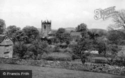 Gargrave, St Andrew's Church c.1955