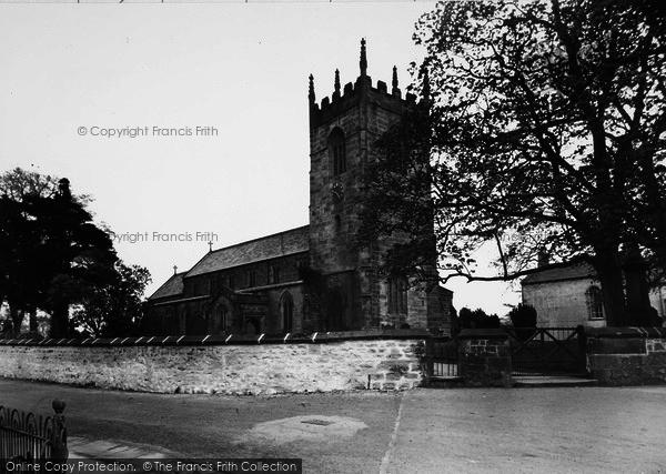 Photo of Gargrave, St Andrew's Church c.1955