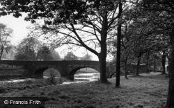 The Bridge c.1955, Gargrave