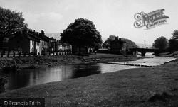 The River c.1955, Gargrave