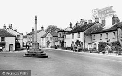 The Square c.1955, Gargrave