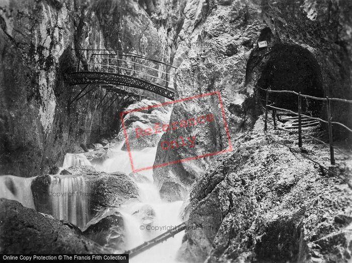 Photo of Garmisch Partenkirchen, c.1935