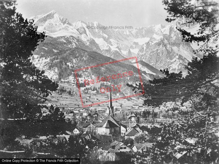 Photo of Garmisch Partenkirchen, Partenkirchen c.1935