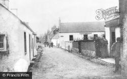 Garmouth, Church Street c.1910