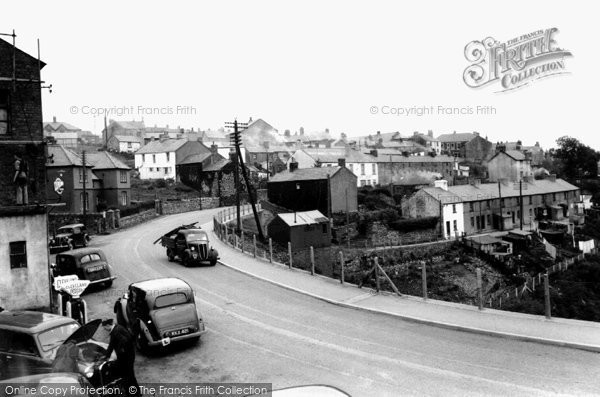 Garndiffaith, Bailey Street c1955