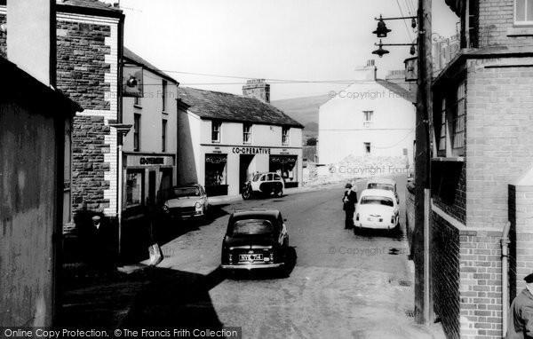 Garndiffaith, Herberts Road c1955