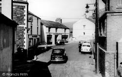 Garndiffaith, Herberts Road c.1955