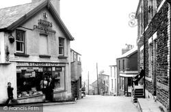 Garndiffaith, High Street 1957