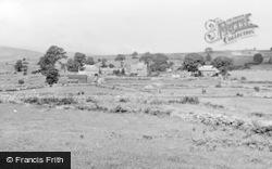 Garndolbenmaen, A Corner Of The Village c.1955