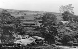 Garndolbenmaen, Cwm Pennant c.1955
