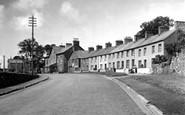 Garndolbenmaen, Main Road c1955