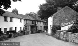 Garreg, The Village c.1955