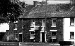 Garrigill, George And Dragon Hotel c.1955