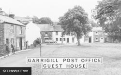 Garrigill, Post Office Guest House c.1950