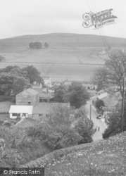Garrigill, View From Lane Head c.1955