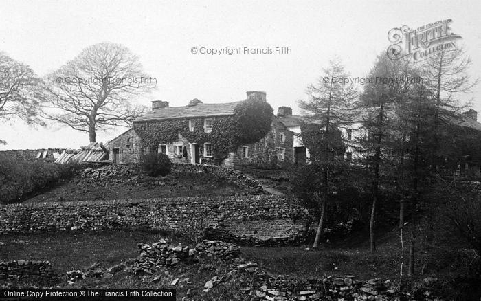 Photo of Garsdale, Cottages 1890